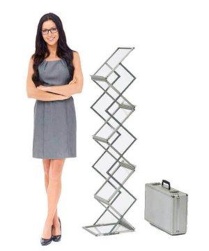 broschyrställ smart Broschyrställ Smart ett bra sätt att hålla ordning på dina reklamblad broschyrstall smart 600 300x360